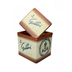 scatola in latta Gollini